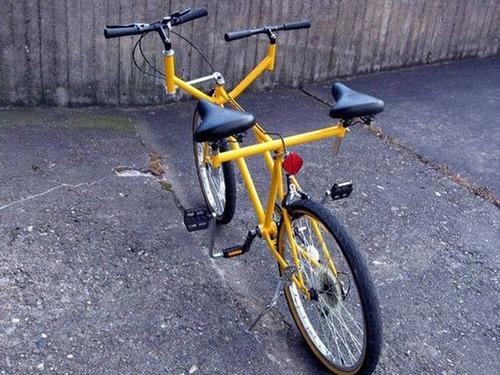 自転車にまつわるちょっと面白ネタ画像の数々!!の画像(6枚目)