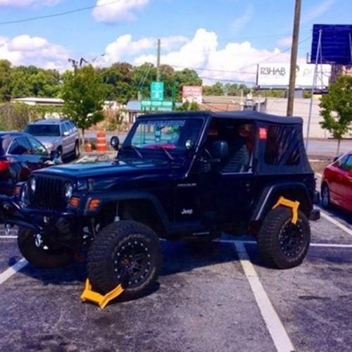 違法駐車に対する制裁の画像(10枚目)