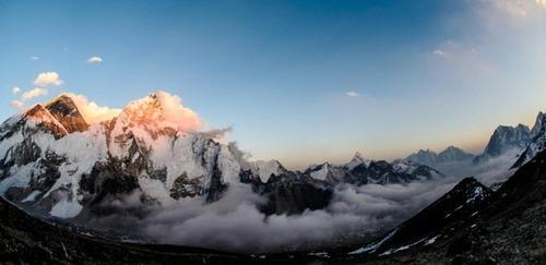 【画像】標高8850m!エベレストの幻想的な風景!!の画像(28枚目)