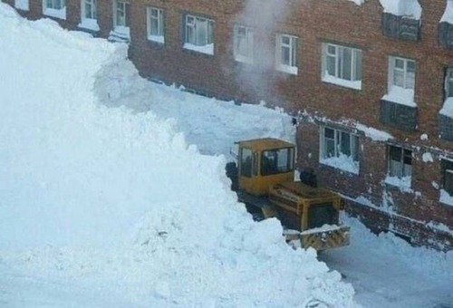 海外の凄まじい冬の寒さの画像(35枚目)
