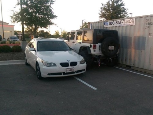 違法駐車に対する制裁の画像(25枚目)