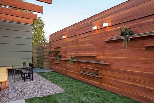 面白いちょっと魅力的な塀や柵をしている家の画像の数々!!の画像(3枚目)
