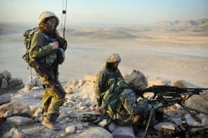 可愛いけどたくましい!イスラエルの女性兵士の画像の数々!!の画像(90枚目)