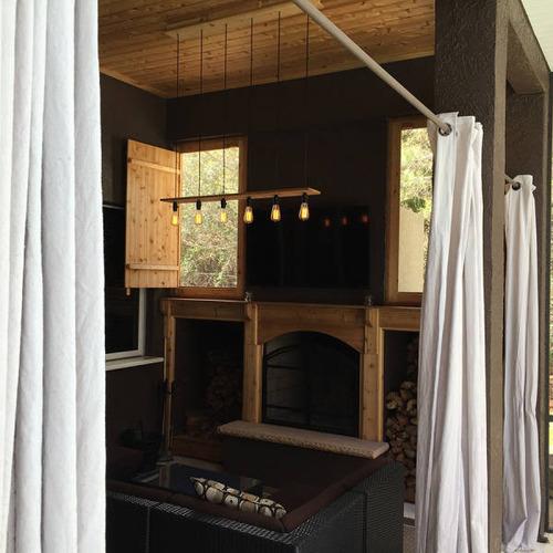 ロマンを感じる!自宅に追加で作った暖炉が凄い!!の画像(20枚目)