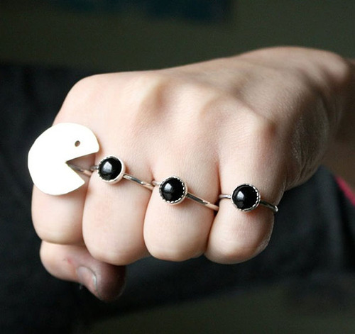 【画像】とりあえず欲しい!ちょっと面白い指輪の数々!!の画像(17枚目)