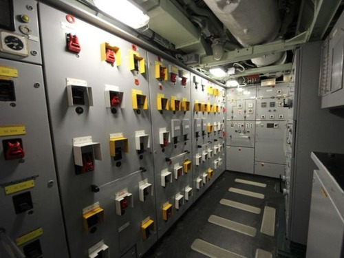 原子力潜水艦の内部の画像(10枚目)