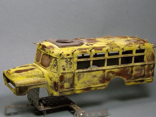 【画像】単なるバスのプラモでも超本気で作ると凄いことになるwwwの画像(14枚目)