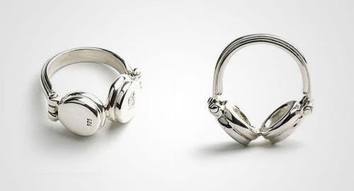 【画像】とりあえず欲しい!ちょっと面白い指輪の数々!!の画像(20枚目)