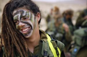 可愛いけどたくましい!イスラエルの女性兵士の画像の数々!!の画像(59枚目)