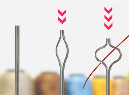 【画像】誰でも簡単に針の穴に糸を通せる針が凄い!!の画像(3枚目)