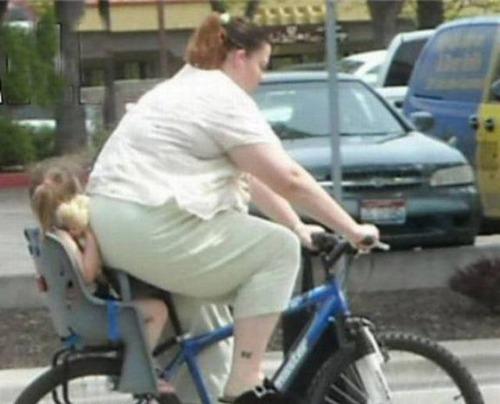 自転車にまつわるちょっと面白ネタ画像の数々!!の画像(18枚目)