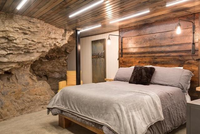 洞窟を使った!美しいホテルの画像(11枚目)
