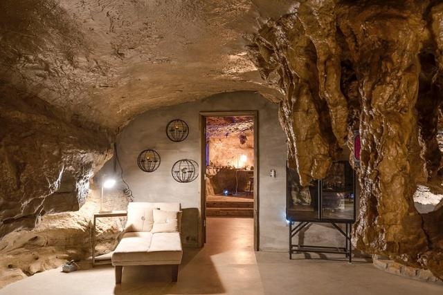 洞窟を使った!美しいホテルの画像(16枚目)