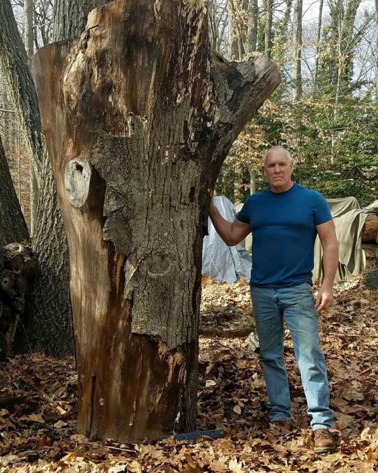 凄まじいクオリティの木彫りの彫刻の画像(1枚目)
