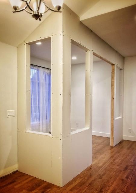 DIYで自宅に作ったオフィスの画像(10枚目)