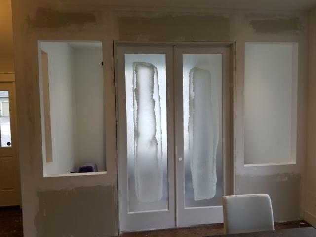 DIYで自宅に作ったオフィスの画像(15枚目)