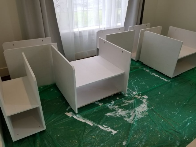 DIYで自宅に作ったオフィスの画像(24枚目)