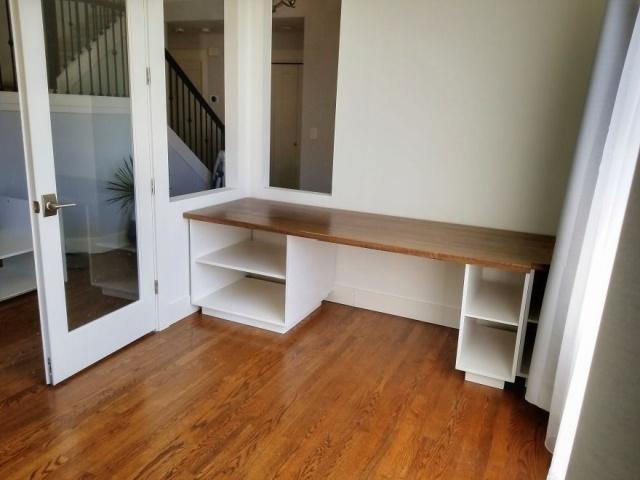 DIYで自宅に作ったオフィスの画像(25枚目)