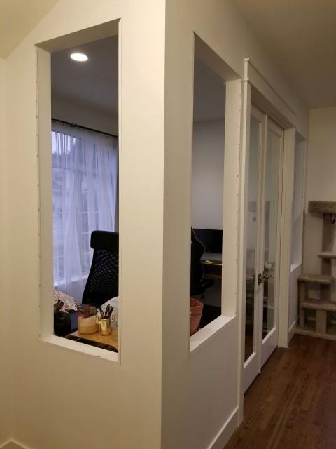 DIYで自宅に作ったオフィスの画像(30枚目)