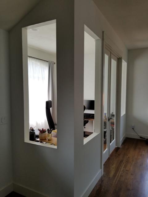 DIYで自宅に作ったオフィスの画像(31枚目)