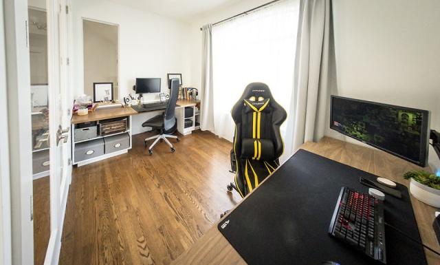 DIYで自宅に作ったオフィスの画像(33枚目)