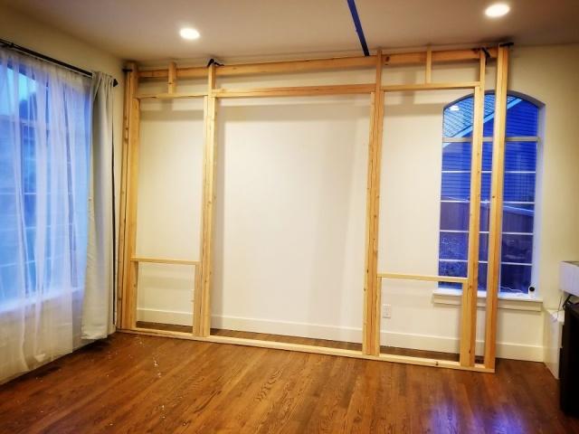DIYで自宅に作ったオフィスの画像(5枚目)