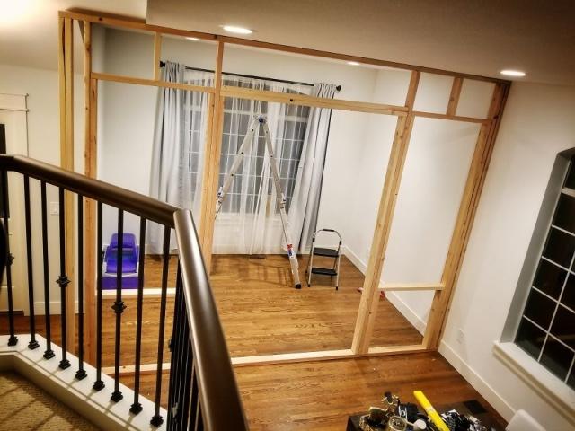 DIYで自宅に作ったオフィスの画像(6枚目)