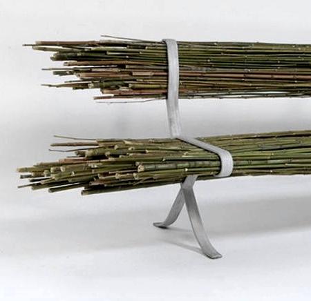 自然の竹を活用した「バンブーベンチ」の画像(5枚目)