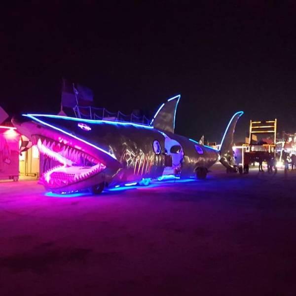Burning Man 2018の画像(3枚目)