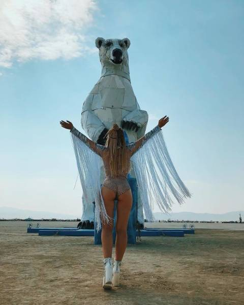 Burning Man 2018の画像(4枚目)
