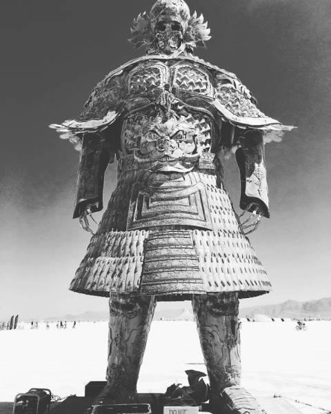 Burning Man 2018の画像(5枚目)