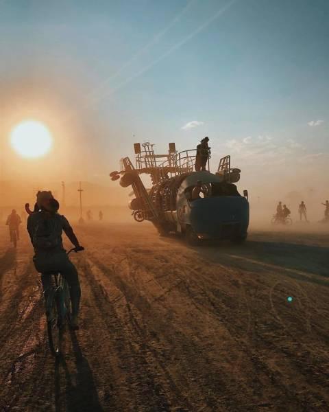 Burning Man 2018の画像(6枚目)