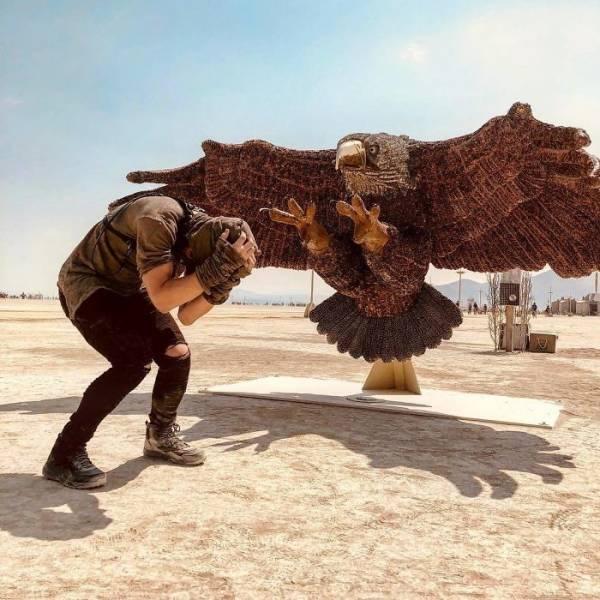 Burning Man 2018の画像(7枚目)