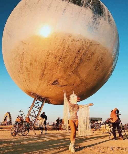 Burning Man 2018の画像(8枚目)