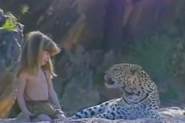 仲が良さそうな動物と人の画像(4枚目)
