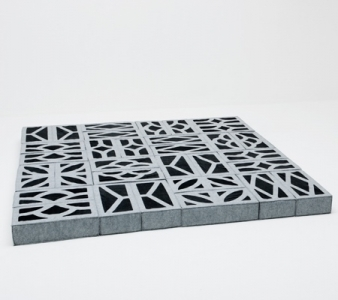 柔らか過ぎるコンクリートブロックのソファー05