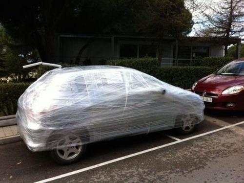 違法駐車に対する制裁の画像(29枚目)