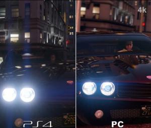 PS4とパソコンのグラフィックを同じゲームで比較した結果!!の画像(11枚目)