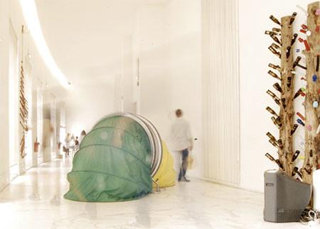 コロコロ運べる仮設テントの画像(6枚目)