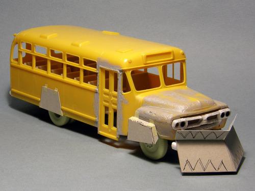 【画像】単なるバスのプラモでも超本気で作ると凄いことになるwwwの画像(5枚目)