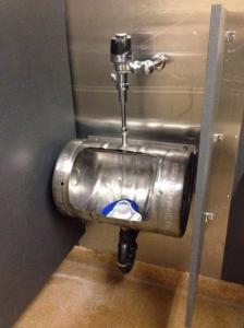 【画像】何だか不安になる無駄にクリエイティブなトイレの数々!!の画像(3枚目)