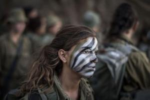 可愛いけどたくましい!イスラエルの女性兵士の画像の数々!!の画像(7枚目)
