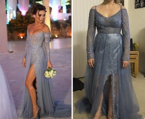 美しいドレスの商品写真の画像(10枚目)
