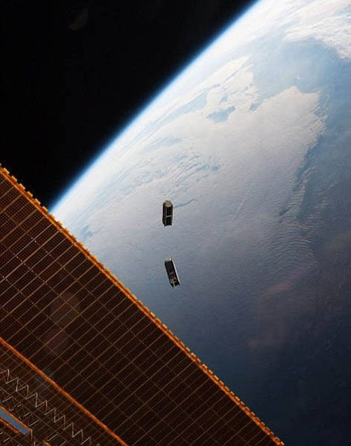 宇宙飛行士しか見ることが出来ない地球の絶景の画像の数々!!の画像(31枚目)
