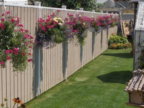 面白いちょっと魅力的な塀や柵をしている家の画像の数々!!の画像(18枚目)