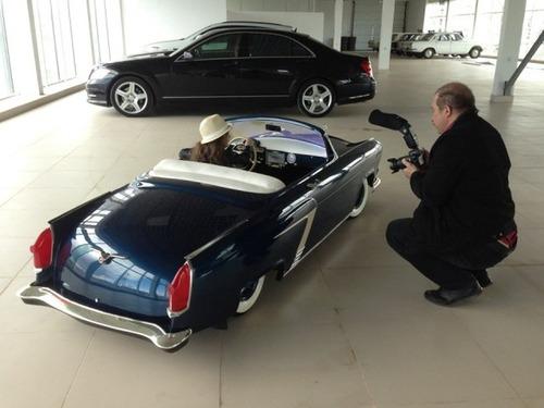 【画像】職人が本気で作った子供用の自動車が凄いwwwの画像(72枚目)
