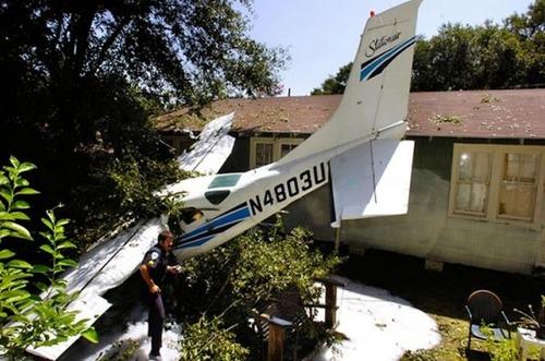 事故=大惨事!笑えるか笑えないか微妙な飛行機事故の画像の数々!!の画像(22枚目)