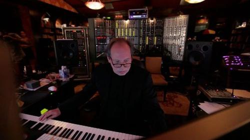 作曲家「ハンス・ジマー」のスタジオの画像(14枚目)