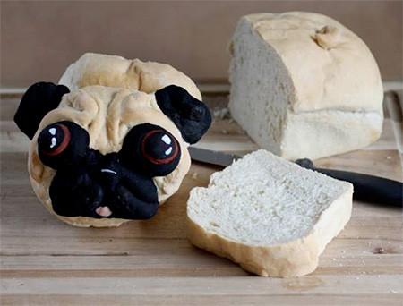 食べるのが可哀そうになる!可愛くてちょっとリアルな動物パンの画像の数々!!の画像(3枚目)