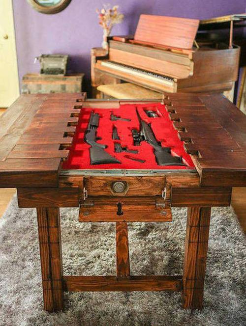 誰にも気付かれない拳銃の驚きの隠し方の画像の数々!!の画像(18枚目)